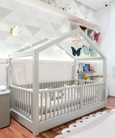 For the Bedroom Baby Nursery: Easy and Cozy Baby Room Ideas for Girl and Boy… – Colorful Baby Rooms
