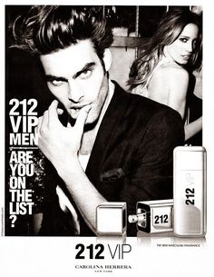 212 VIP Men by Carolina Herrera Men Edt 2011