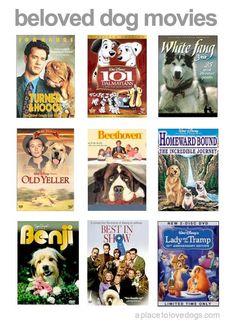 dog movies: