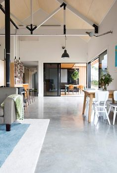 WINNER: Tane Cox's Modern Barn Form built in Whatawhata, Waikato, took out the supreme award at this year's ADNZ Architectural Design Awards.