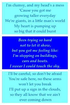 'Ten Feet Tall' Afrojack ft wrabel