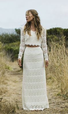 59959ad114c lace bridal gown strapless lace dress off the shoulder bohemian wedding