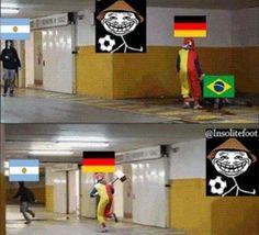 Coupe du monde 2014 : Tremblez les argentins Tremblez