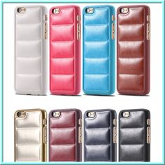 iPhone 6 Plus, 6 - Smart Woven or Cushion Wallet or Back Case in Assorted Colors - Thumbnail 3