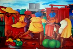 dominican arts and paintings | Local Art from the Dominican Republic - warmheartmedia's Photos ...
