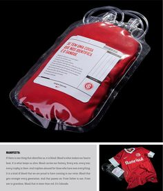 """""""If there is one thing that identifies us ... it is blood"""" Nike's new clubs sponsorship"""