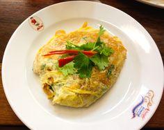 De allerbeste Pad Thai at ik – where else – in Bangkok, bij Thip Samai.