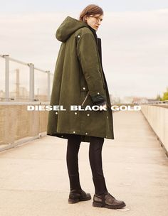 Diesel Black Gold Fall/Winter 2016 Campaign