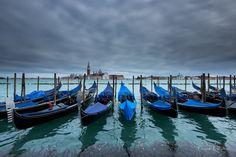 Gondola's at San Marco - Venice by Deepak Varghese on 500px
