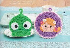 안녕하세요? 코코아띠에요 누가 '블로그를 하면 좋은점은?'라고 묻는다면....모르는 것들... Crochet Hair Accessories, Crochet Hair Styles, Crochet Owl Purse, Crochet Hats, Crochet Amigurumi Free Patterns, Mini, Crochet Earrings, Purses, Knitting