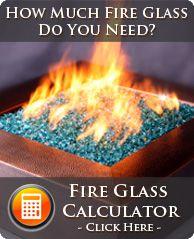 Fireglass, Fire Pits, Glass Rocks & Fireplaces at StarfireDirect.com - for firepit