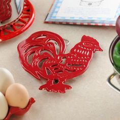 1000 Ideas About Rooster Kitchen Decor On Pinterest