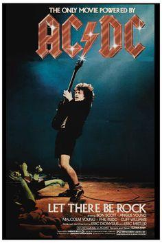 I Love AC/DC! always puts me in a good mood!