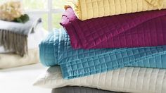 Bamboo Quilted Rayon Coverlet