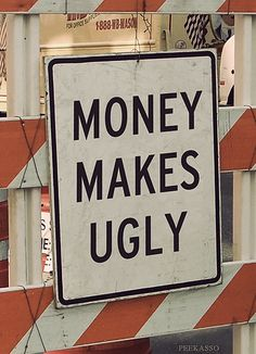 Creative Ffffound, Isn, Happiness, Word, and Street image ideas & inspiration on Designspiration Mo Money, Dear Daughter, Street Image, Human Kindness, Photo Caption, Elements Of Design, Be Kind To Yourself, Greed, Funny Signs