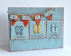awesome card by Pinky Hobbs