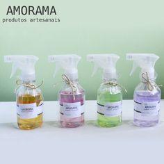 Nossa Água de Lençol está ainda melhor! Mudamos a embalagem e estamos com mais uma opção de aroma: Maracujá com Mel. amoramaartesanal@gmail.com