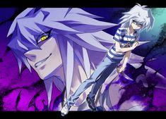 Tags: Fanart, Yu-Gi-Oh!, Yami Bakura, Bakura Ryou, Rokuro, PNG Conversion, Yu-Gi-Oh! Duel Monsters, Twitter