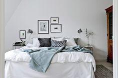 Möblera med dubbelsäng och tillhörande möblemang. Prinsgatan 5 - Bjurfors