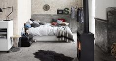 Modern bedroom furniture - Quality from BoConcept