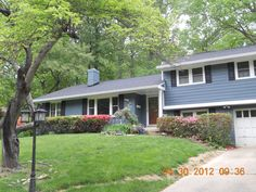 Colonial Remodeling siding gallery | colonial remodeling, llc | fairfax, va | two tone