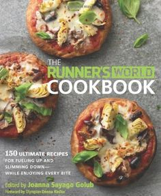 The Runner's World Cookbook: 150 Ultimate Recipes for Fueling Up and Slimming Down--While Enjoying Every Bite, http://www.amazon.com/dp/1623361230/ref=cm_sw_r_pi_awdm_xs_50XmybWP2XAYD