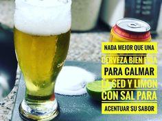 La Chica del Yoyo Rojo: EL SABOR Beer, Tableware, Glass, Ale, Red, Root Beer, Dinnerware, Drinkware, Tablewares