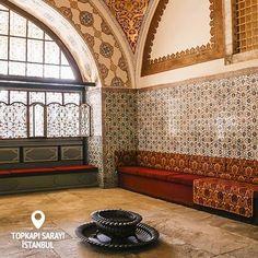 Неймовірно красивий гарем палацу Топкапи протягом віків був схований від допитливих очей. Сьогодні він відкритий – ви можете розглянути найдрібніші деталі…
