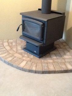Wood-Burning Stove Ideas | Updating wood stove ideas.