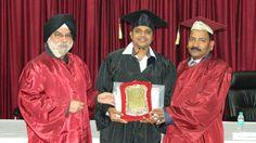 Dr. Amol Balasaheb Kharik receiving certificate of Fellowship in minimal access Surgery at World Laparoscopy Hospital. For more detail please log on to www.laparoscopyhospital.com