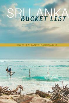 Sri Lanka Bucket List | 25+ unique experiences in Sri Lanka 2