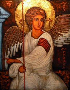 Saint Michael the Archangel: The Chaplet of Saint Michael the Archangel prayer (also known as the Angelic Crown) originated from an apparition of the angel Michael to Portugese nun Antonia d'Astonac.