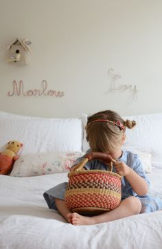 Room decór & accessories from Little Cloud
