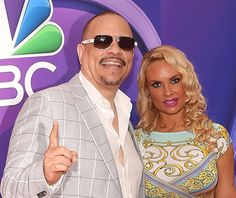 Ice T and Coco are expecting a baby