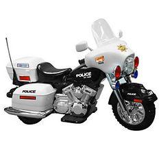 Police 12V Motorcycle