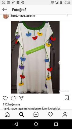 Corte Fade, Denim Bag, Moda Emo, Dress Sewing Patterns, Embroidery Dress, Kimono, Sarongs, Couture, Crochet