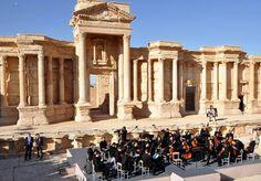 #Palmyra #Syria 6-5-2016