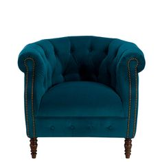 Ollena Velvet Chair|