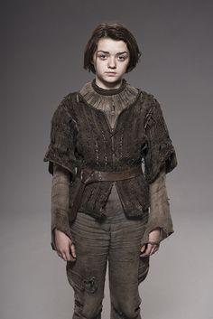 Lady Arya  -Arya Stark