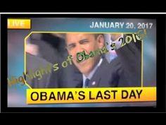 2016 Highlights of Barack Obama