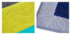 free motion quilting samples