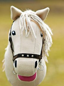 DIY Hobby horse with pattern