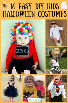 11 easy diy toddler halloween costume ideas ogt blogger friends