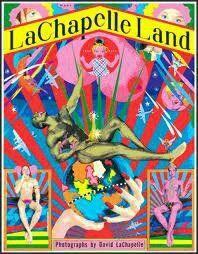 LaChapelle Land: Photographs by David LaChapelle by David LaChapelle, Tadanori Yokoo, Box on Eric Chaim Kline, Bookseller David Lachapelle, Tadanori Yokoo, Creepy, Graffiti, American Photo, Photocollage, Grunge, Book Photography, Photography Projects