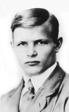 Dietrich Bonhoeffer (1906-1945) was a German Lutheran pastor, noted theologian, dissident anti-Nazi, and founding member of the Confessing Church. He strongly opposed Hitler's euthanasia program and the genocidal persecution of the Jews. He was arrested in April 1943 by the Gestapo and executed by hanging in April 1945 while imprisoned at the Flossenburg concentration camp, just 23 days before the German surrender.