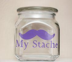 my (savings) stache