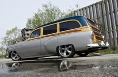 1953 Chevrolet Handyman