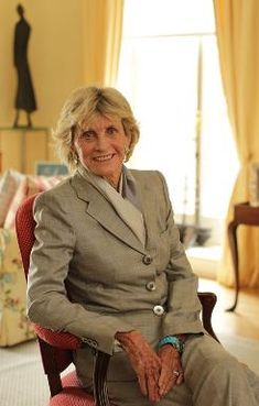 Jean Kennedy Smith, the last surviving Kennedy sibling, poses for a portrait in her New York City apartment on on Sep. 16, 2010.