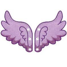 MY LITTLE PONY Shwings - One Piece - Choose Color (Twilight Sparkle Wing (2 pieces))
