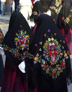 Traditional Sicilian Dress
